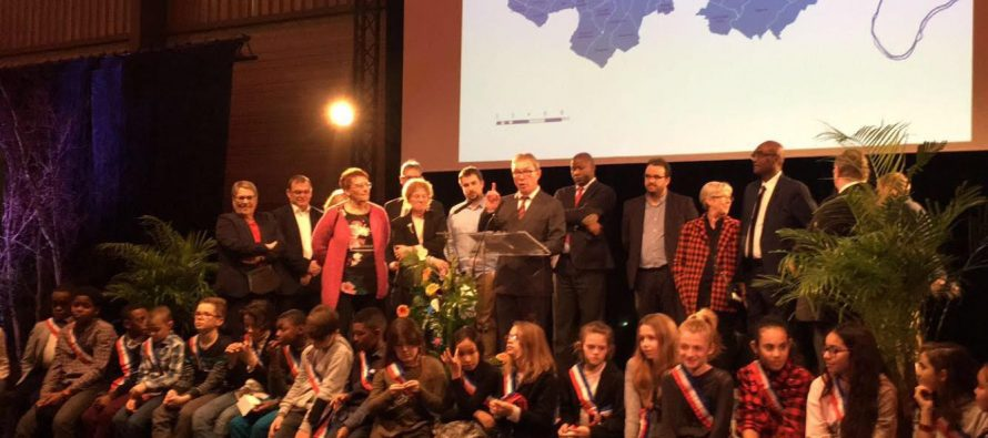 Voeux à Limay : le maire a dressé le bilan 2017 et les projets pour 2018