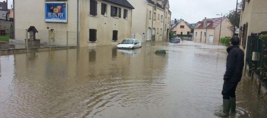 Alerte Météo : les Yvelines placés en vigilance orange inondations