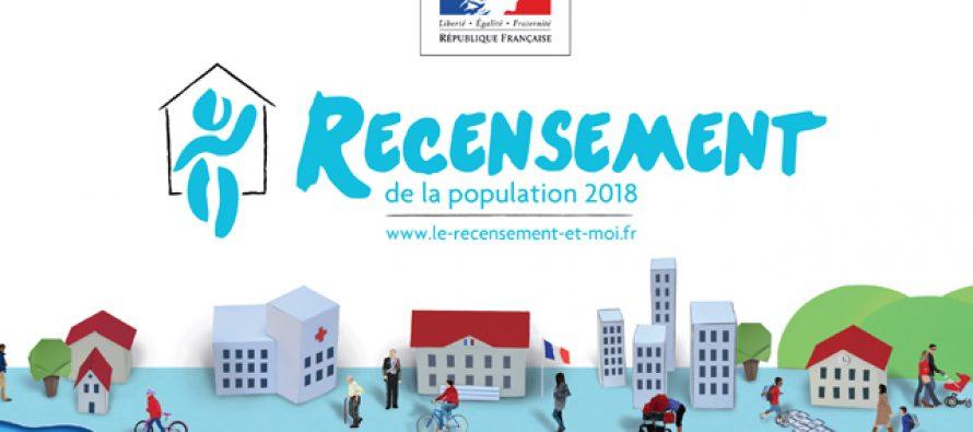 Mantes-la-Jolie : le recensement 2018, c'est du 18 janvier au 24 février