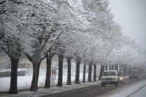 Météo : Les Yvelines placés en vigilance orange «neige et verglas»