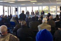 Rapatriement au Maroc : 150 personnes à la conférence à Mantes-la-Jolie