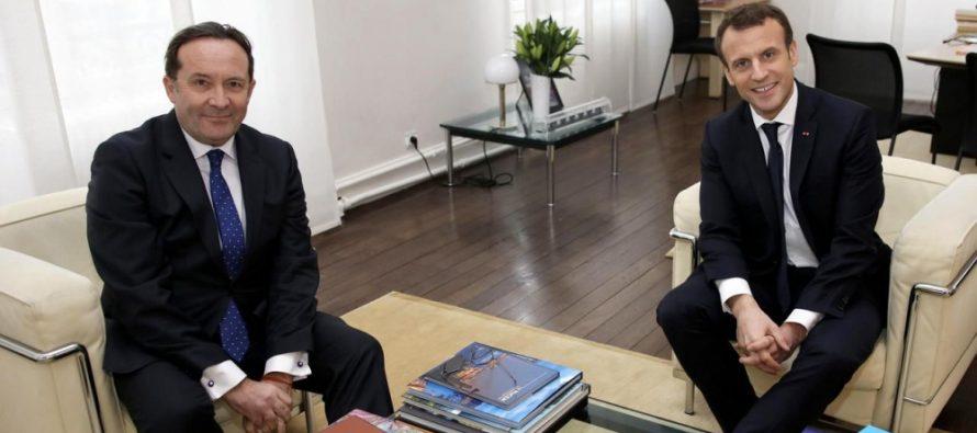Macron giflé : «un acte lâche, stupide et inadmissible» pour Pierre Bédier, le président du département