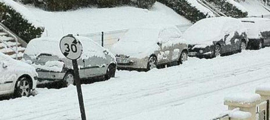 Île-de-France : ne prenez pas le volant, 20 cm de neige attendu