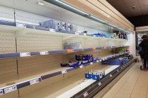 Chutes de neige : les hypermarchés du mantois réapprovisionnés ce lundi
