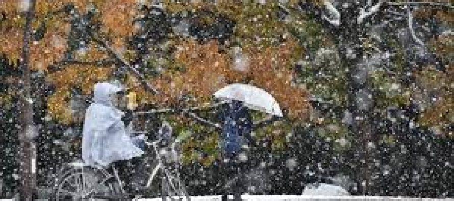 Météo Yvelines : neige de faible intensité à partir de 23 heures