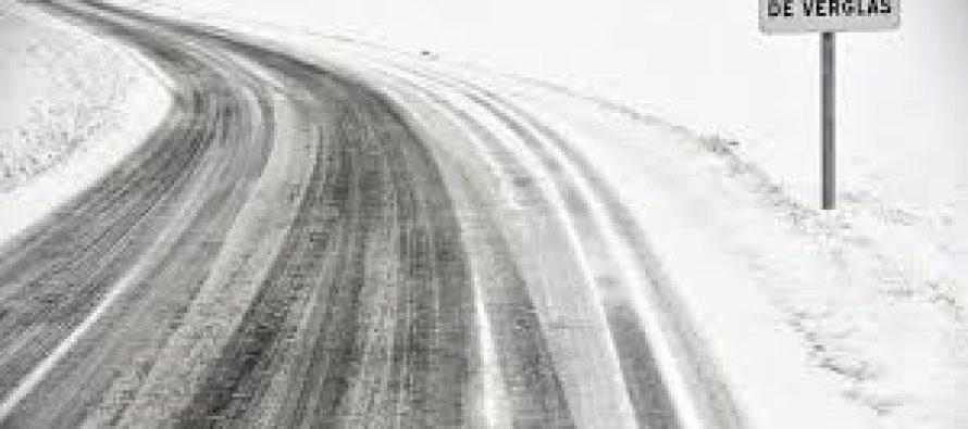 Yvelines – Grand froid : alerte orange neige et verglas