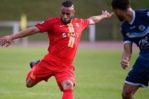 Foot – N2 – 19e J : victoire de Mantes contre Limoges en match en retard