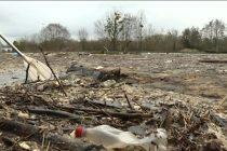 Crue de la Seine : le barrage de Méricourt retient 250 tonnes de déchets