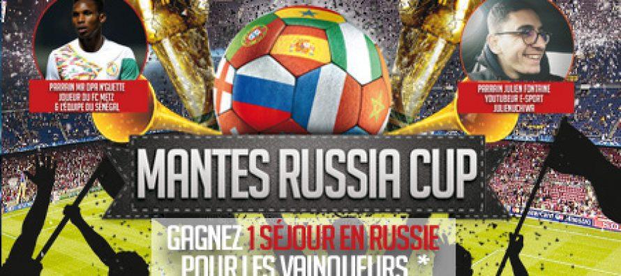 Mantes Russia Cup : gagnez 1 séjour pour la Coupe du Monde