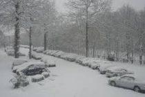 Yvelines : la neige est de retour ce mardi avec 1 à 3 cm