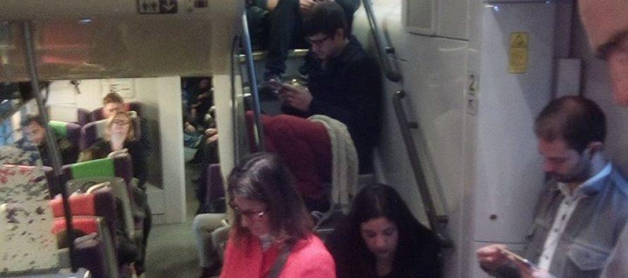 Trains : les élus Mantes-la-Jolie dénoncent les mauvaises conditions de transport