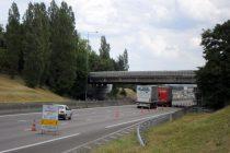 A13 : travaux entre Bonnières et Vernon dans les 2 sens