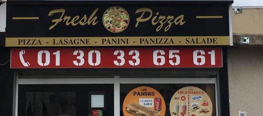 Fresh Pizza Mantes : 1 Méga achetée = 1 Offerte, en livraison