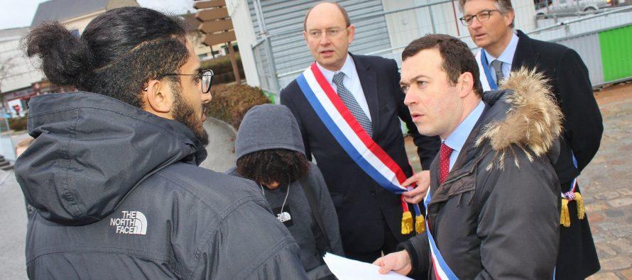 Les élus de Mantes-la-Jolie mobilisés pour améliorer les transports