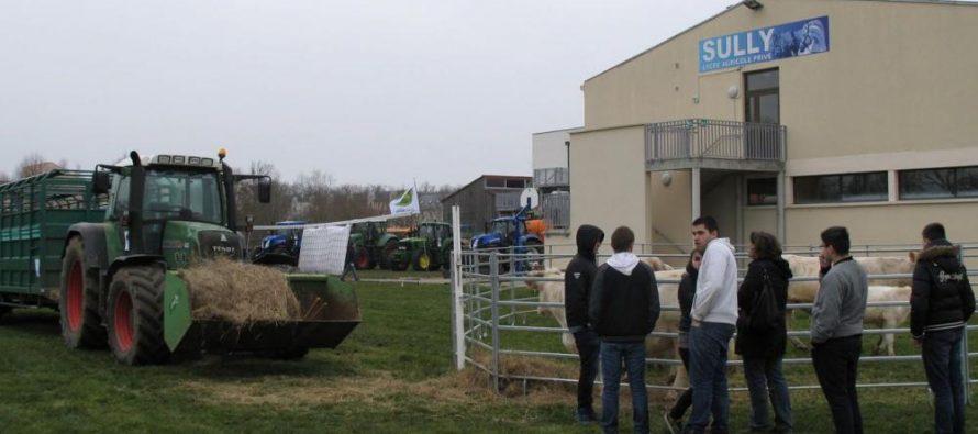 Magnanville: journée portes ouvertes au lycée agricole privé Sully
