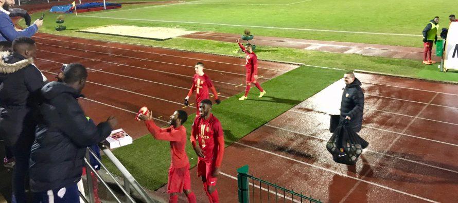 Foot – N2 – 21e J : belle victoire de Mantes contre l'ACBB