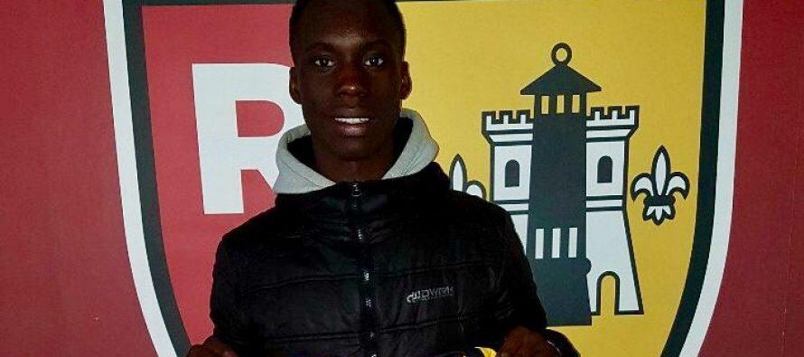 Foot – FC Mantois : Oumar Kamara (U15 R1) signe à Lens