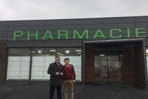 Magnanville : la pharmacie de l'Ouest a déménagé