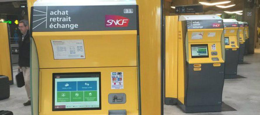 Grève SNCF d'avril : suspension des réservations des billets de TGV et Intercités