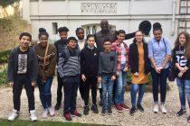 Mantes-la-Jolie : des collégiens de Pasteur ont rencontré Thuram