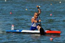 Canoë-kayak: les sélections nationales de fond à Mantes-la-Jolie