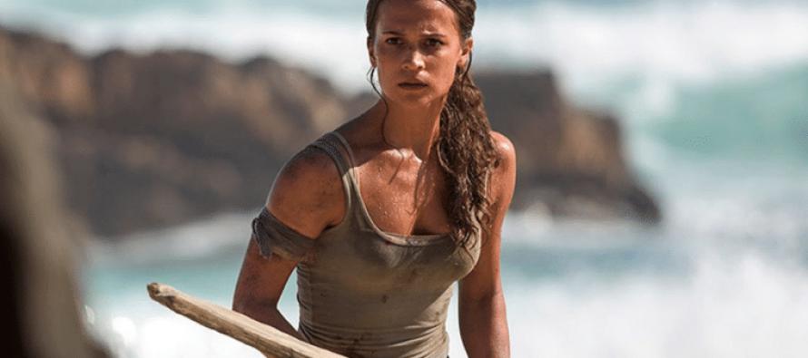 CGR Mantes – Sorties du 13/03 : Tomb Raider, Un raccourci dans le temps et Tout le monde debout