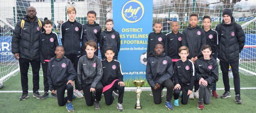 Foot – U13 :  l'Académie de Bouafle sacrée championne des Yvelines