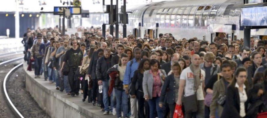 Grève SNCF du 3 avril : 4 trains directs pour Mantes-Paris