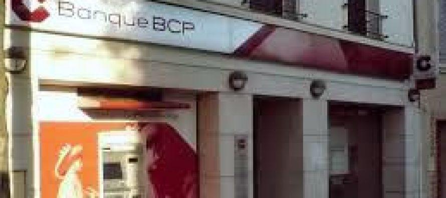 Mantes-la-Jolie : braquage à la banque BCP au centre-ville