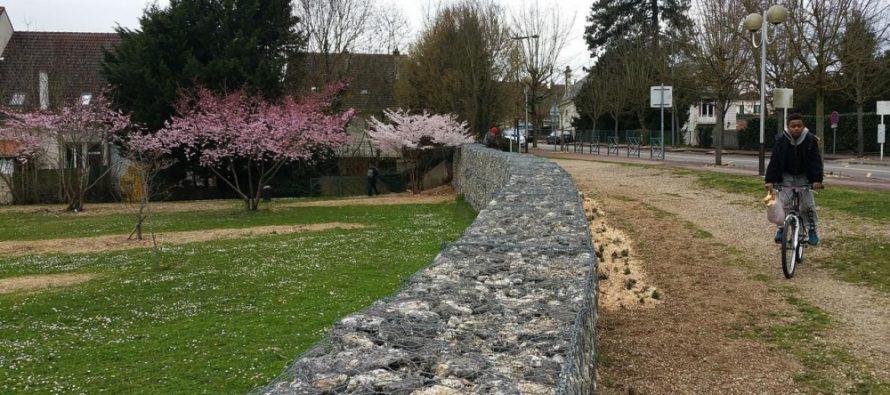 Mantes-la-Ville : le maire FN détruit le parc de la vallée pour une nouvelle école