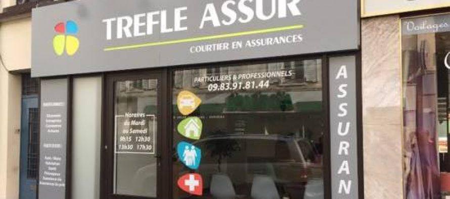 Trefle Assur Mantes-la-Jolie : courtier en assurance au centre-ville