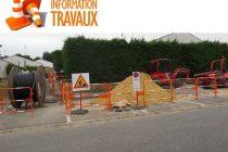 Magnanville : travaux rue de la Mare Pasloue les 24 et 25 avril