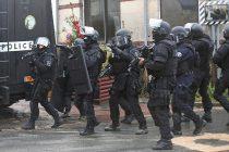 Mantes-la-Jolie : exercice de simulation d'un attentat sur l'Île Aumône
