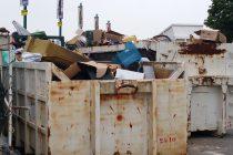 Mantes-la-Jolie : les déchets s'accumulent…à la déchetterie