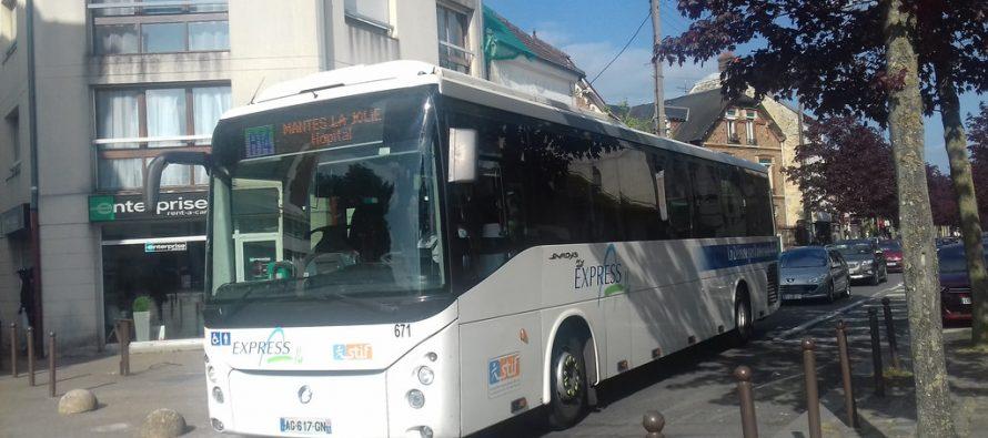 Express A14 Mantes-La Défense : bientôt des bus les dimanches