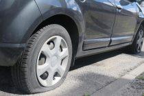 Mantes-la-Ville : les pneus de plusieurs voitures crevés rue d'Auffreville