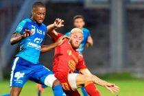 Foot : le Mantais Mickaël Diakota monte en Ligue 2 avec Béziers