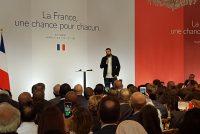 Macron a réuni 600 habitants et acteurs des banlieues à l'Élysée