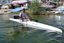 ASM Canoë-Kayak : Le Moel 2ème aux championnats de France Élite monoplace