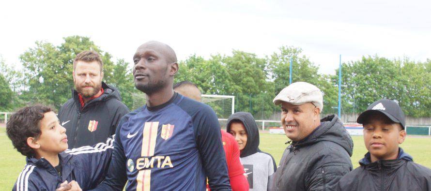 Foot – N2 – 29e J : victoire de Mantes pour le dernier match de Gueye à domicile
