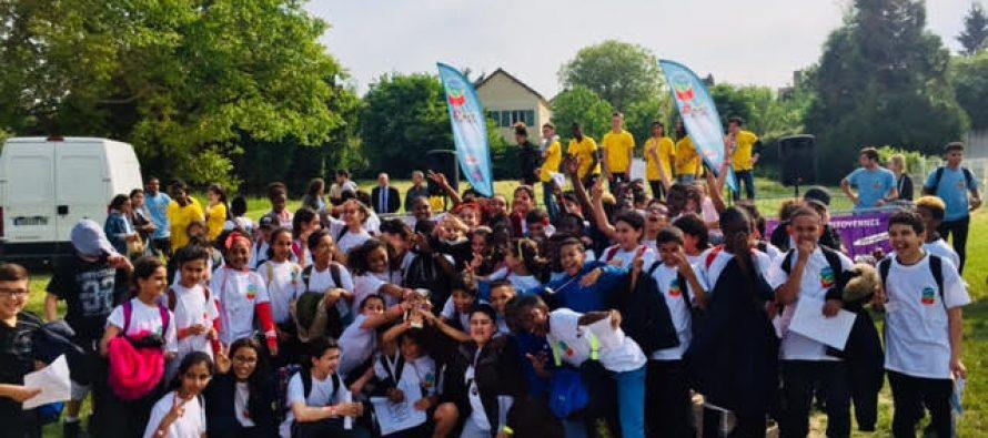 Mantes-la-Jolie : des élèves de Pasteur ont participé au rallye Educap City
