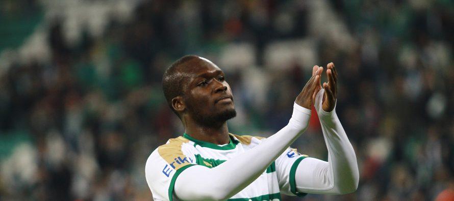 Foot – Mondial 2018 : Moussa Sow dans la liste des 23 du Sénégal