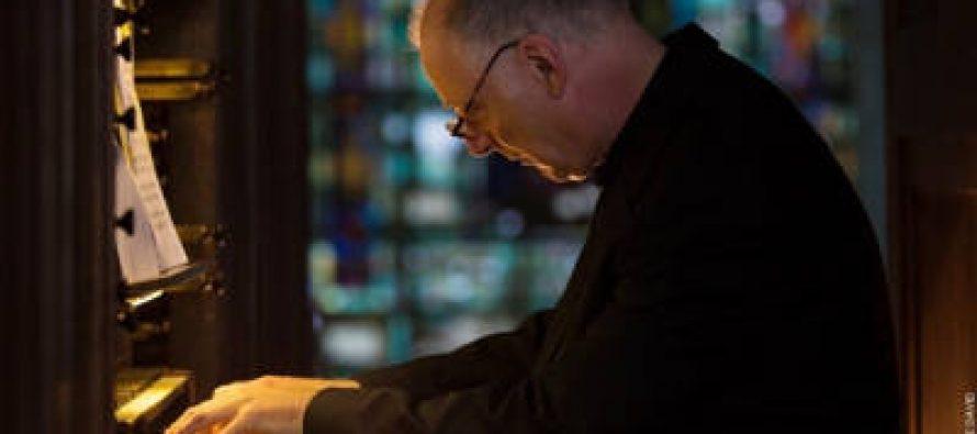 Collégiale Notre-Dame : concert d'orgue gratuit avec Michel Alabau