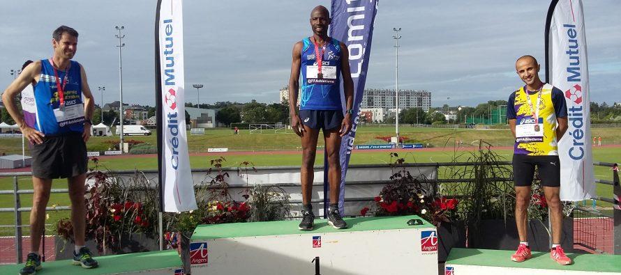 ASM Athlétisme : 2 podiums pour Merroune aux Championnats de France