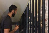Mantes-la-Jolie : ils rénovent des cages d'escalier pour aller à la coupe du monde