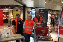 Aide pour Tous : une belle collecte alimentaire au magasin Auchan