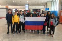 Coupe du Monde : 10 jeunes de Mantes-la-Jolie s'envolent pour la Russie