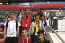 Coupe du Monde : 10 jeunes de Mantes-la-Jolie ont assisté à Portugal-Maroc