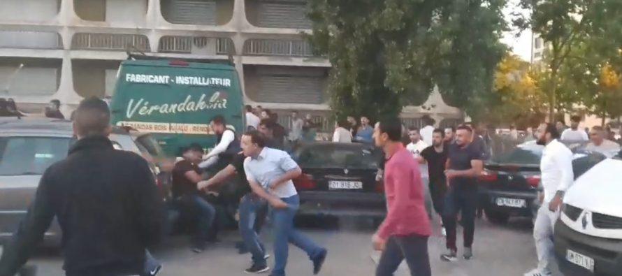 Mantes-la-Jolie : bagarre entre turcs et kurdes après l'élection présidentielle en Turquie