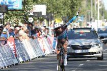 Mantes-la-Jolie sur toutes les télés du monde grâce au cyclisme